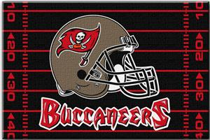 "Northwest NFL Tampa Bay Buccaneers 39""x59"" Rugs"