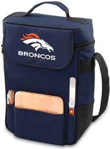 Picnic Time NFL Denver Broncos Duet Tote