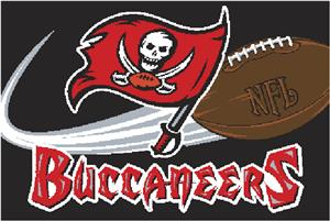"Northwest NFL Tampa Bay Buccaneers 20""x30"" Rugs"
