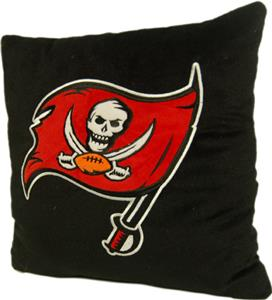 "Northwest NFL Tampa Bay Buccaneers 16""x16"" Pillows"