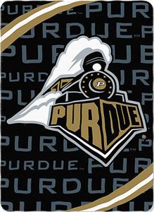Northwest NCAA Purdue Univ. Fleece Force Throw