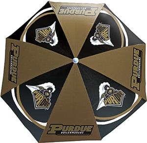 Northwest NCAA Purdue University Beach Umbrella