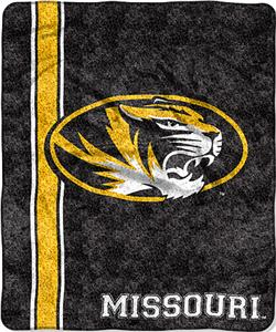 Northwest NCAA Missouri Jersey Sherpa Throw