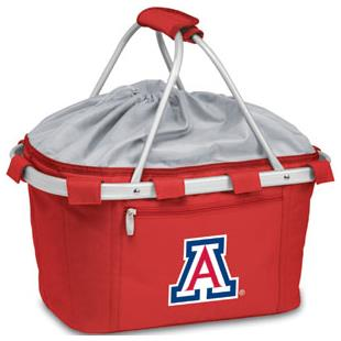 Picnic Time University of Arizona Metro Basket