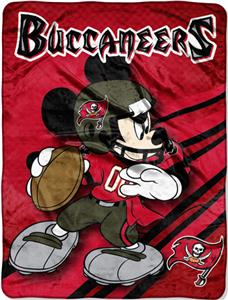 Northwest NFL Tampa Bay Buccaneers Mickey Throws