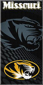 Northwest NCAA Univ. of Missouri Beach Towel