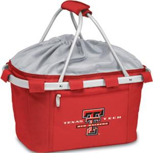 Picnic Time Texas Tech Red Raiders Metro Basket