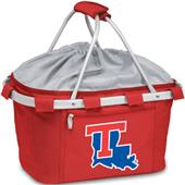 Picnic Time Louisiana Tech Bulldogs Metro Basket
