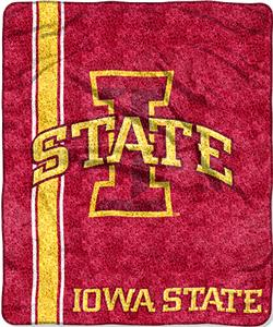 Northwest NCAA Iowa State Jersey Sherpa Throw