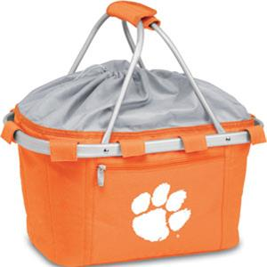 Picnic Time Clemson University Tigers Metro Basket