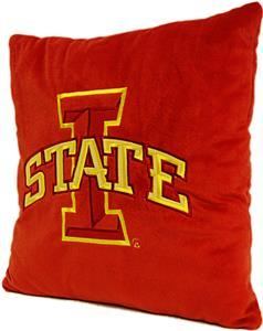 Northwest NCAA Iowa State Univ. Plush Pillow