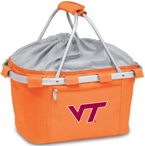 Picnic Time Virginia Tech Hokies Metro Basket