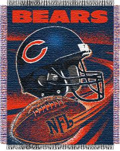 Northwest NFL Chicago Bears Spiral Throws