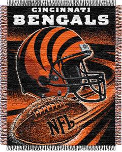 Northwest NFL Cincinnati Bengals Spiral Throws