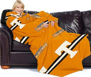 Northwest NCAA Tennessee Comfy Throw (Stripes)