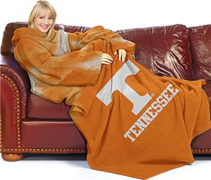 Northwest NCAA Tennessee Comfy Throw (Smoke)