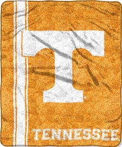 Northwest NCAA Tennessee Jersey Sherpa Throw