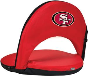 Picnic Time NFL San Francisco 49ers Oniva Seat