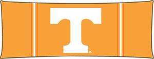 Northwest NCAA University of Tennessee Body Pillow