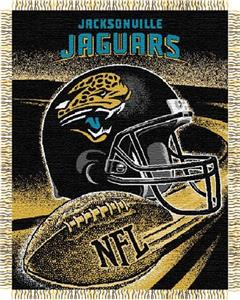 Northwest NFL Jacksonville Jaguars Spiral Throws