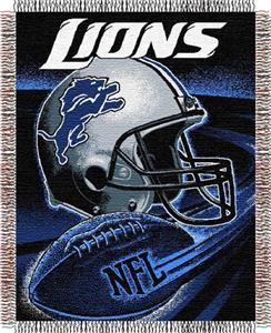 Northwest NFL Detroit Lions Spiral Throws