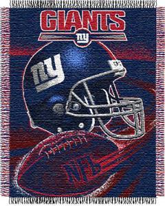 Northwest NFL New York Giants Spiral Throws