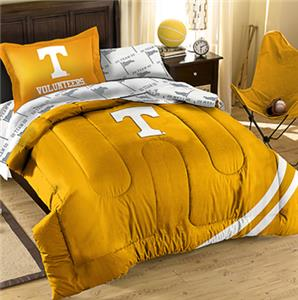 Northwest NCAA Tennessee Twin Bed in Bag Set
