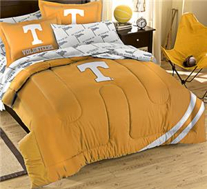 Northwest NCAA Tenneessee Full Bed in Bag Set