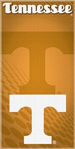 Northwest NCAA Univ. of Tennessee Beach Towel
