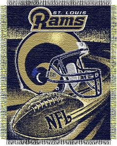 Northwest NFL St. Louis Rams Spiral Throws