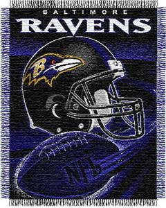 Northwest NFL Baltimore Ravens Spiral Throws