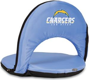 Picnic Time NFL San Diego Chargers Oniva Seat