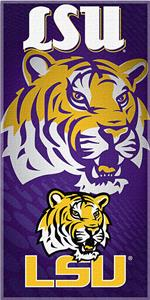 "Northwest NCAA LSU 30""x60"" Beach Towel"