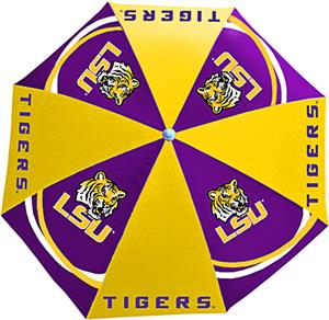 Northwest NCAA LSU Beach Umbrella