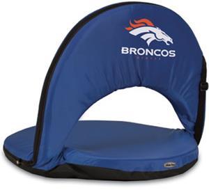 Picnic Time NFL Denver Broncos Oniva Seat