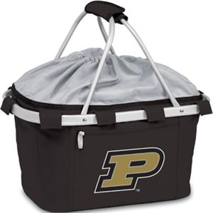 Picnic Time Purdue University Metro Basket