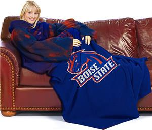 Northwest NCAA Boise State Comfy Throw (Smoke)