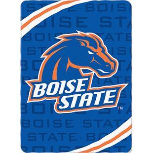 Northwest NCAA Boise State Fleece Force Throw