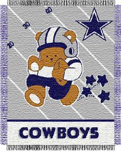 Northwest NFL Dallas Cowboys Baby Throws