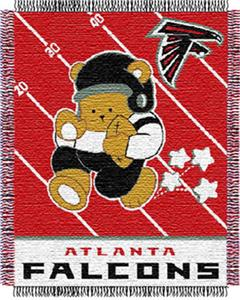 Northwest NFL Atlanta Falcons Baby Throws