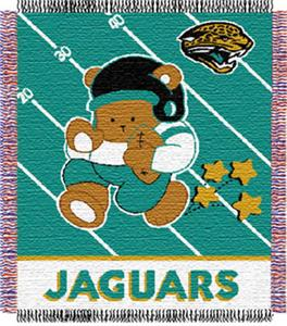 Northwest NFL Jacksonville Jaguars Baby Throws