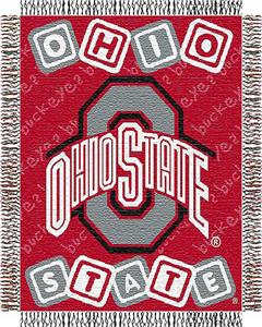 Northwest NCAA Ohio State University Baby Throw