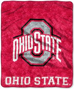 Northwest NCAA Ohio State Jersey Sherpa Throw
