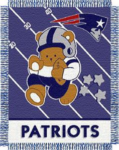 Northwest NFL New England Patriots Baby Throws