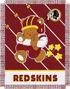 Northwest NFL Washington Redskins Baby Throws