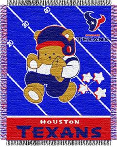 Northwest NFL Houston Texans Baby Throws