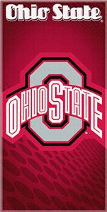 Northwest NCAA Ohio State Univ. Beach Towel