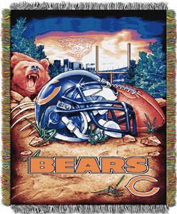 Northwest NFL Chicago Bears HFA Throws