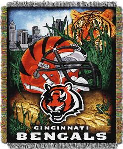 Northwest NFL Cincinnati Bengals HFA Throws