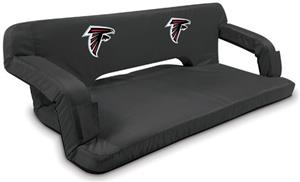 Picnic Time NFL Atlanta Falcons Travel Couch
